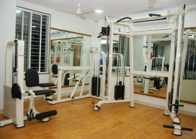 Machine Section tranceform fitness gallery
