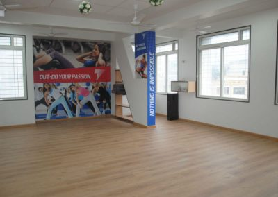 Tranceform Fitness Group EX-Studio