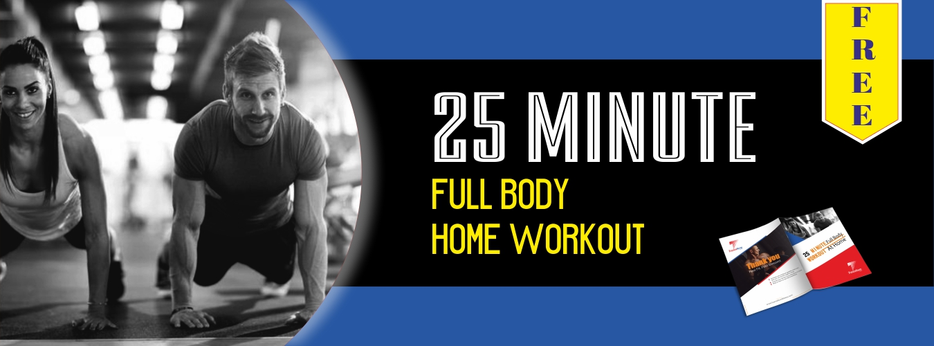 Tranceform Fitness - An exclusive gym in Pune is offering Free 25 minutes of full body home workout