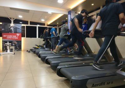 Cardio Training Running | Tranceform Fitness Gym Dhankawadi, Pune