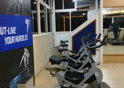 Cardio Training Cycling | Tranceform Fitness Gym Dhankawadi, Pune