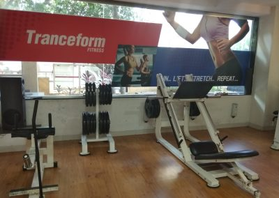 Weight Training Equipments | Tranceform Fitness Gym Dhankawadi, Pune
