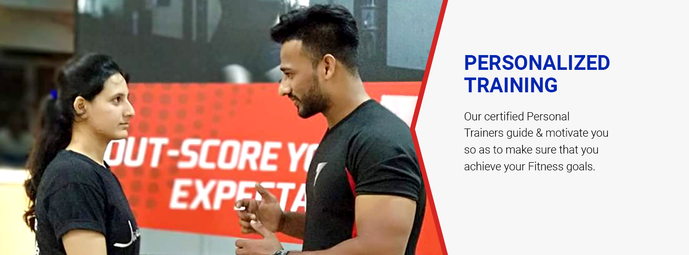 Personal Fitness Training Tranceform Fitness Gym Dhankawadi, Pune